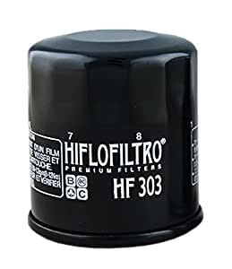 Hiflofiltro hf112プレミアムオイルフィルタ Single HF303