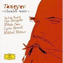 タネーエフ:ピアノ五重奏曲