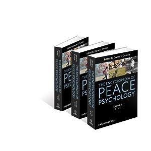 The Encyclopedia of Peace Psychology (3 Volume Set)