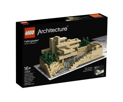 レゴ (LEGO) アーキテクチャー カウフマンズ邸・落水荘(R)  21005