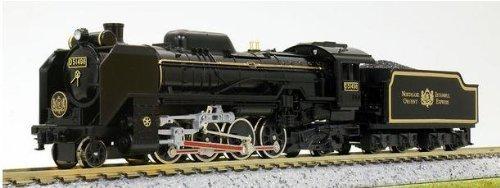 KATO D51-498号機 オリエントエクスプレス '88 タイプ(ラウンドハウス) 2006-3 【鉄道模型・Nゲージ】