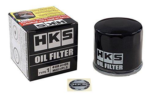 HKSオイルフィルターTYPE1 Φ68 X H65 / M20 X P1.5 52009-AK005
