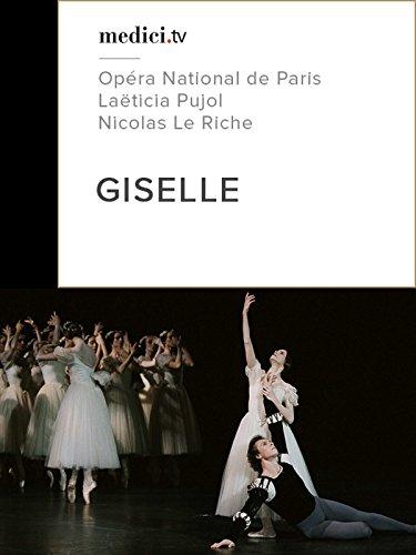 Giselle - Laëticia Pujol, Nicolas Le Riche - Opéra National de Paris