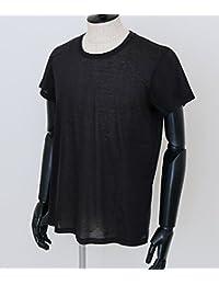 (アクネ ストゥディオズ)/ACNE STUDIOS メンズ Tシャツ STANDARD クルーネックTシャツ ブラック 25D131-0002-900