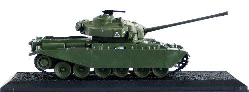 センチュリオンMkを。 V - 1961ダイキャスト1/72モデル Centurion Mk. V - 1961 diecast 1:72 model (Amercom CS-44)