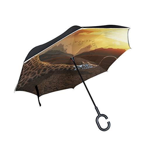 逆転傘 逆さ傘 逆折り式傘 長傘 レディース キリン 飲む ...