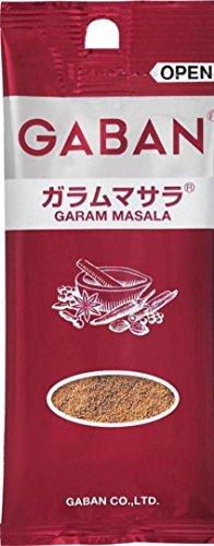 ギャバン ガラムマサラ 袋14g