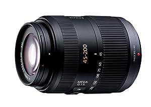 Panasonic 望遠ズームレンズ マイクロフォーサーズ用 ルミックス G VARIO 45-200mm/F4.0-5.6/MEGA O.I.S. H-FS045200
