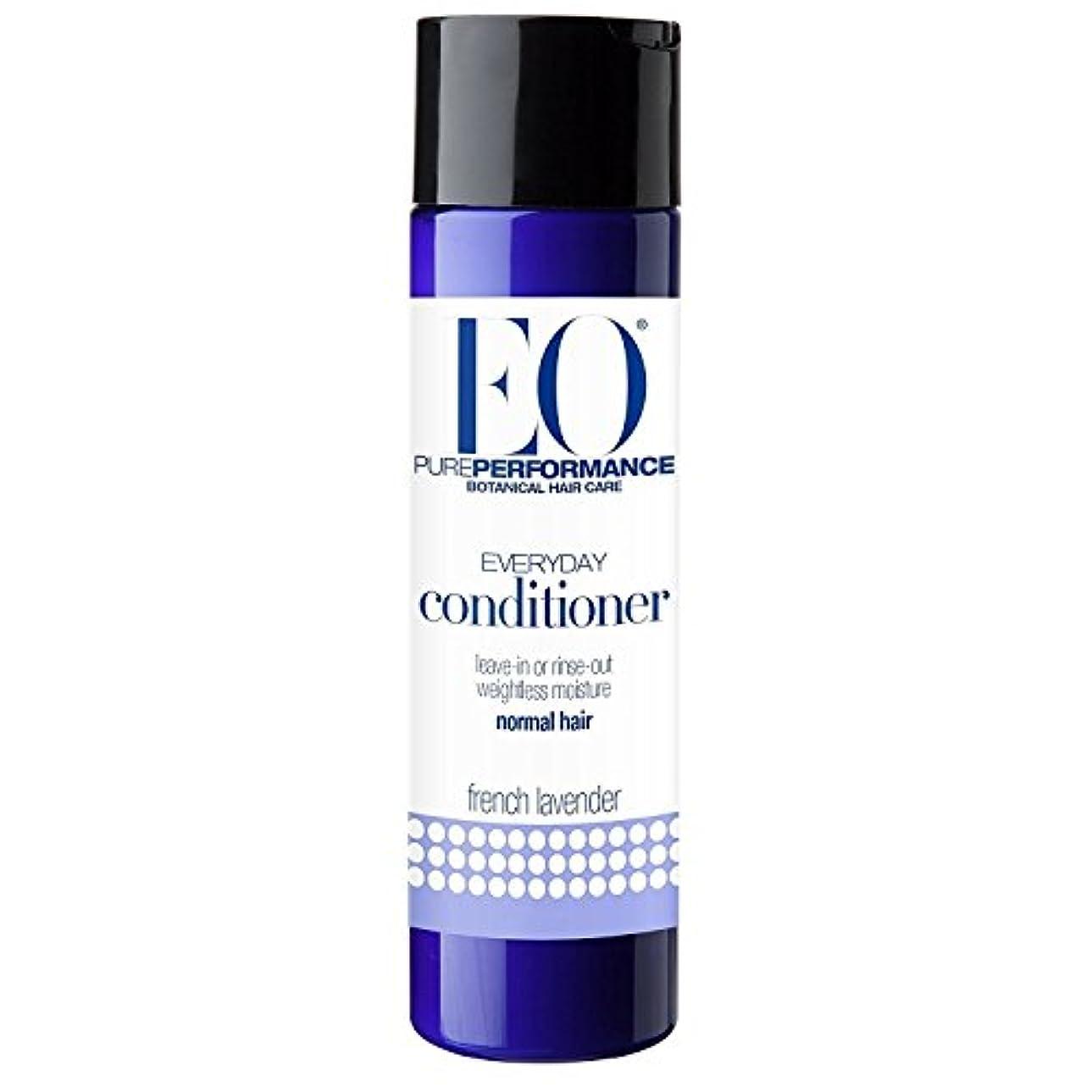 頼る残り物鎮静剤EO コンディショナー フレンチラベンダー 250ml