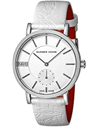 [エンジェルクローバー]Angel Clover 腕時計 NUMBER(N)INE ホワイト文字盤 NNS40SSVWH メンズ