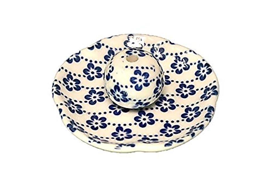 のみ溶かすクック梅花 花形香皿 お香立て お香たて 日本製 ACSWEBSHOPオリジナル