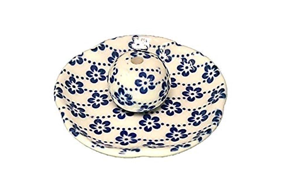 つまらない調整可能先史時代の梅花 花形香皿 お香立て お香たて 日本製 ACSWEBSHOPオリジナル