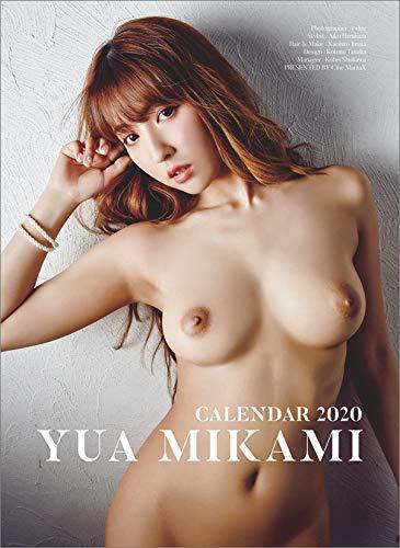 わくわく 三上悠亜 2020年 カレンダー 壁掛け CL-1702
