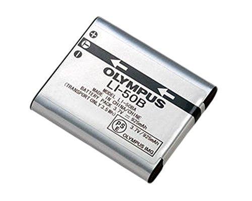 OLYMPUS リチウムイオン充電池 単品 バッテリー LI-50B LI-70B LI90B (LI-50B)