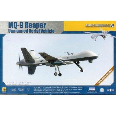 1/72 MQ-9リーパー無人航空機(2機セット) プラモデル