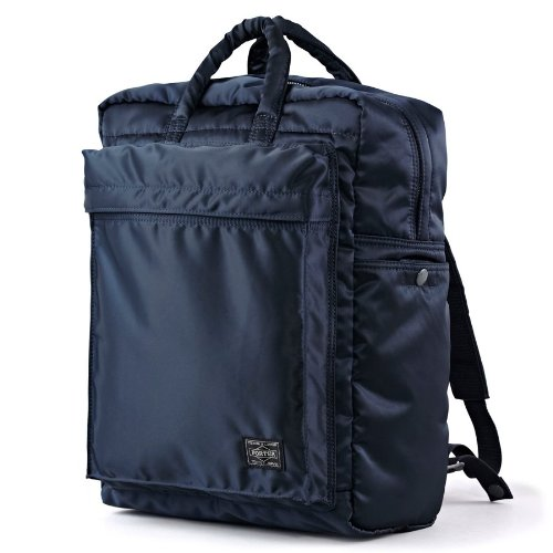 (ヘッド・ポーター) HEAD PORTER | TANKER-ORIGINAL | 2WAY BAG NAVY