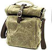 Practical Stylish Insulated Everyday Use Lunch Bag, Adjustable Durable Shoulder Strap - Perfect for Urban Professionals, Com