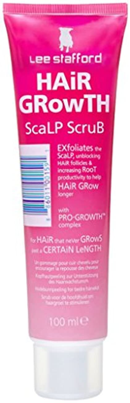 プロ成長の複合体100mlが付いているリーStaffordの毛の成長の頭皮の剥離のスクラブ