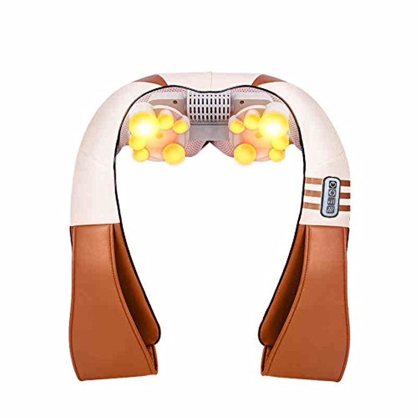 真面目な更新破滅HAIZHEN マッサージチェア フルボディマッサージ器の電気運動振動指圧の混乱指圧リウマチの痛みを和らげる頭の血液循環を促進する