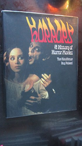 Horrors: A History of Horror Movies Tom Hutchinson Book Sales