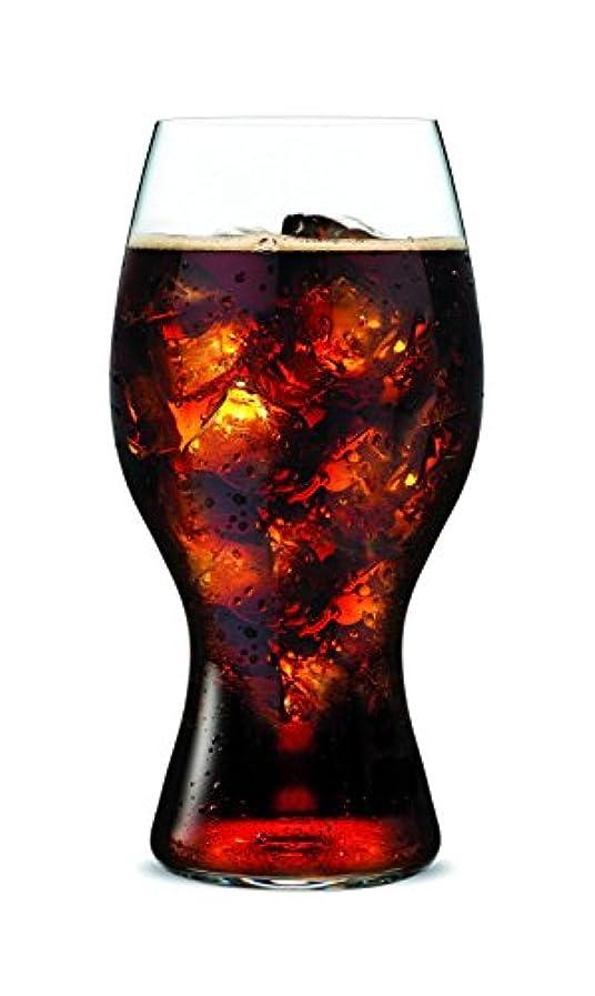 アルファベット順混乱したオーバードローRiedel Coca Cola Glass, Clear, Set of 4 [並行輸入品]