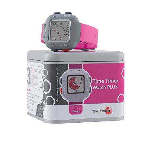 Time Timer Watch Plus Small Sky Blue タイムタイマーウォッチプラススモールブルー [並行輸入品]