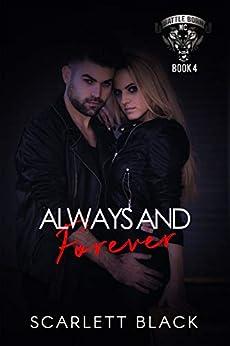 Always & Forever (Battle Born MC Book 4) by [Black, Scarlett]