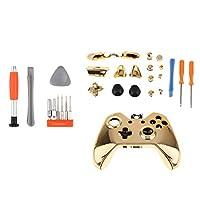 Perfeclan フルシェルセット Xbox One対応 交換ボタン スキンカバー ドライバーキット