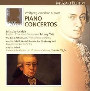モーツァルト大全集 第5巻:ピアノ協奏曲全集(全29曲)