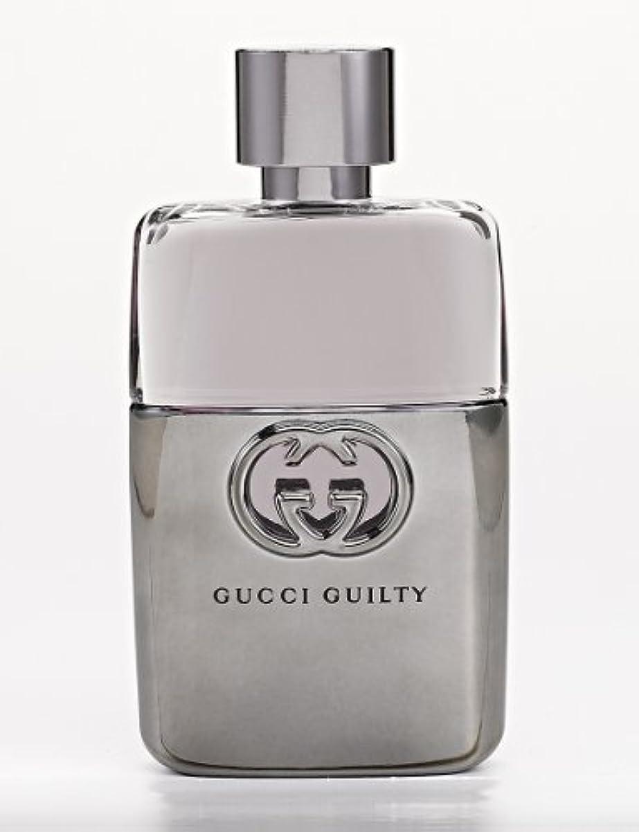 ほぼ可能性裁判官Gucci ギルティプールオム EDT 50ml [339207] [並行輸入品]