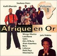 Afrique En Or Vol.1