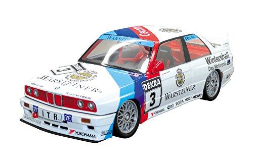 青島文化教材社 1/24 BEEMAXシリーズ No.11 BMW M3 E30 1991 ドイツ仕様 プラモデル