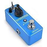 Donner コンプレッサー エフェクター ギター 過大な入力信号を圧縮 原音保持 ペダル (ブルー)