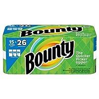 Bounty Paper Towels .15 Jumbo Rolls