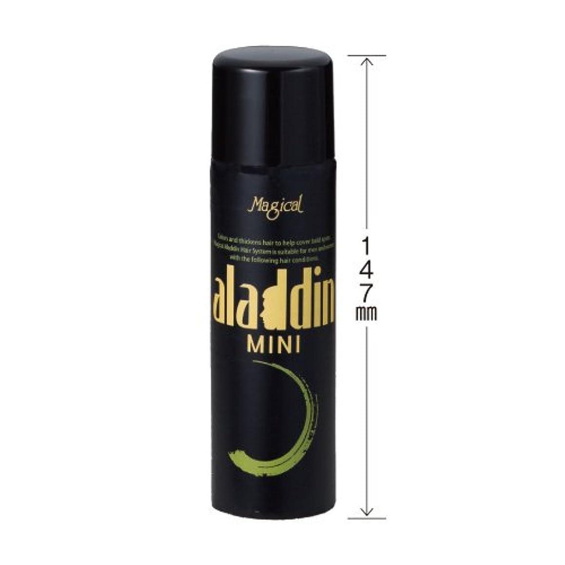 鉛活力体現するアラジンミニ 携帯用増毛スプレー60g