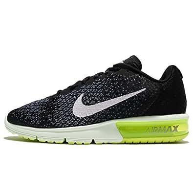 (ナイキ) エア マックス シークエント 2 メンズ ランニング シューズ Nike Air Max Sequent 2 852461-011 [並行輸入品], 25.0 cm