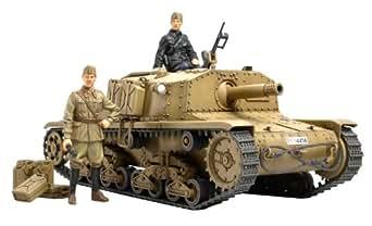 タミヤ 1/35 ミリタリーミニチュアシリーズ No.294 イタリア陸軍 自走砲 M40 セモベンテ プラモデル 35294