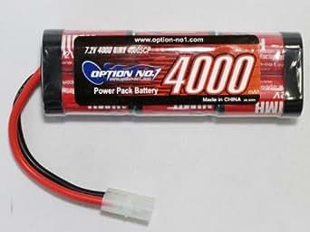 パワーパック 4000 プレミアム Ni-MH NO-4000