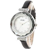 腕時計 レディース 防水 革ベルト シンプル ウォッチ FV23 シルバー ブラック
