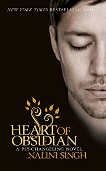 Heart of Obsidian: Book 12 (Psy-Challenging) by [Singh, Nalini]
