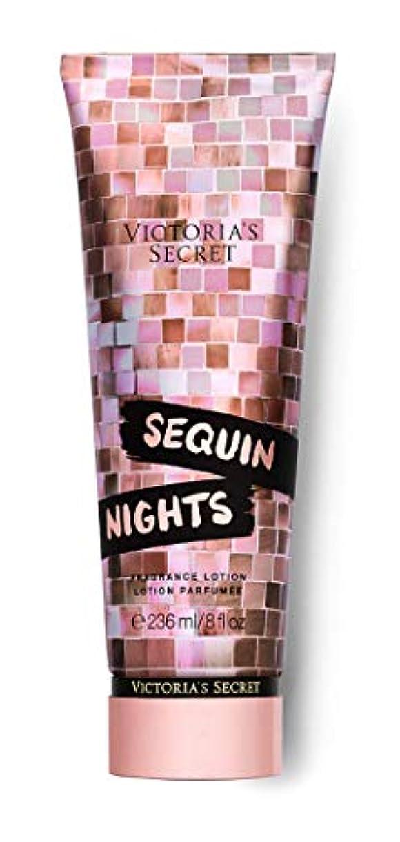 然とした耕す外科医VICTORIA'S SECRET Disco Nights Fragrance Lotion Sequin Nights