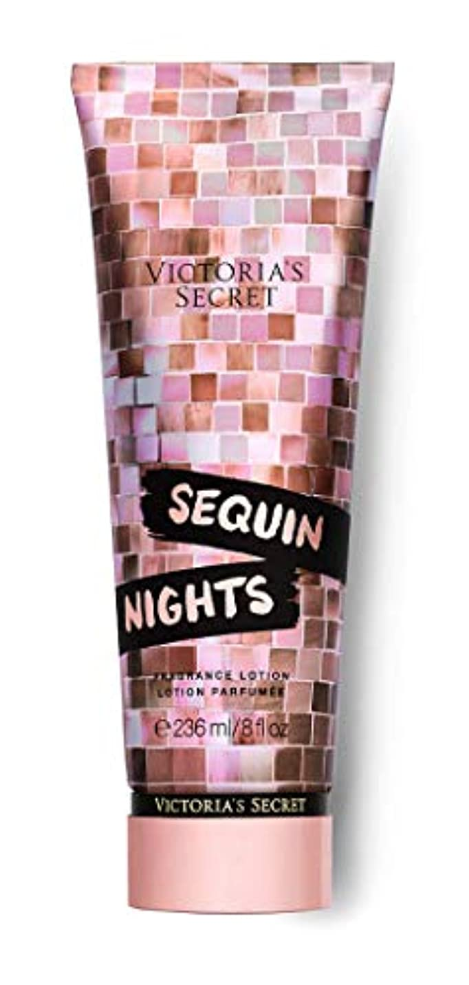 ハウジング鷹時系列VICTORIA'S SECRET Disco Nights Fragrance Lotion Sequin Nights