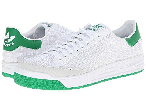 (アディダス オリジナル) adidas Originals レディース Rod Laver スニーカー White/Fairway Mens 13(31cm) - Medium [並行輸入品]