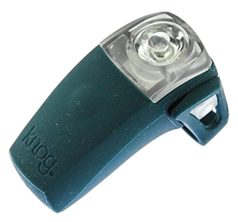 Knog Boomer - Éclairage arrière - vert 2014 lampe velo arriere