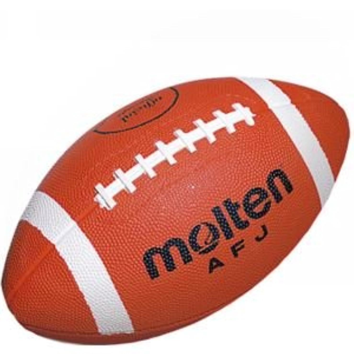 汚物ハイジャック言い訳molten(モルテン) アメリカンフットボール AFJ