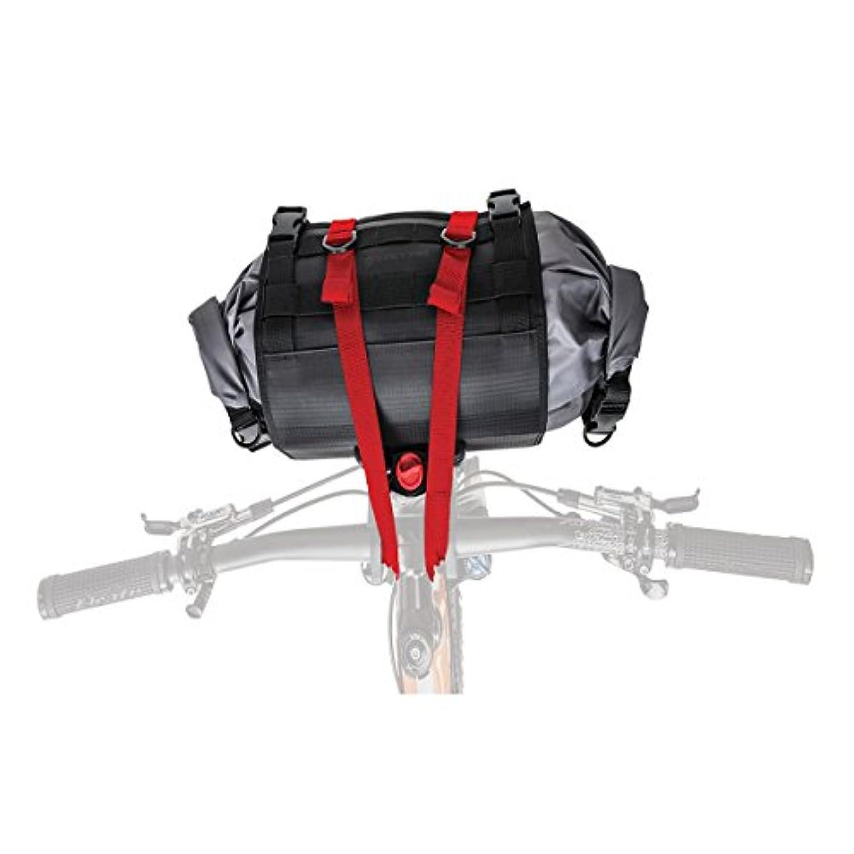 ワンダー仮定インディカBlackburn(ブラックバーン) OUTPOST HANDLEBAR ROLL & DRYBAG アウトポスト ハンドルバー ロール&ドライバッグ ブラック 7068195
