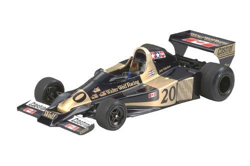 ビックスケールシリーズ No.44 1/12 ウルフ WR1 1977