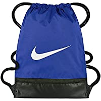 NIKE(ナイキ) ナップサック スポーツ ブラジリア ジムサック 17L シューズバッグ 靴入れ 巾着 ランドリーバッグ バッグ ba5338