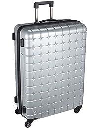 [プロテカ] Proteca スーツケース 日本製 360s(スリーシックスティエス)メタリック 3年保証 サイレントキャスター 71cm 85L