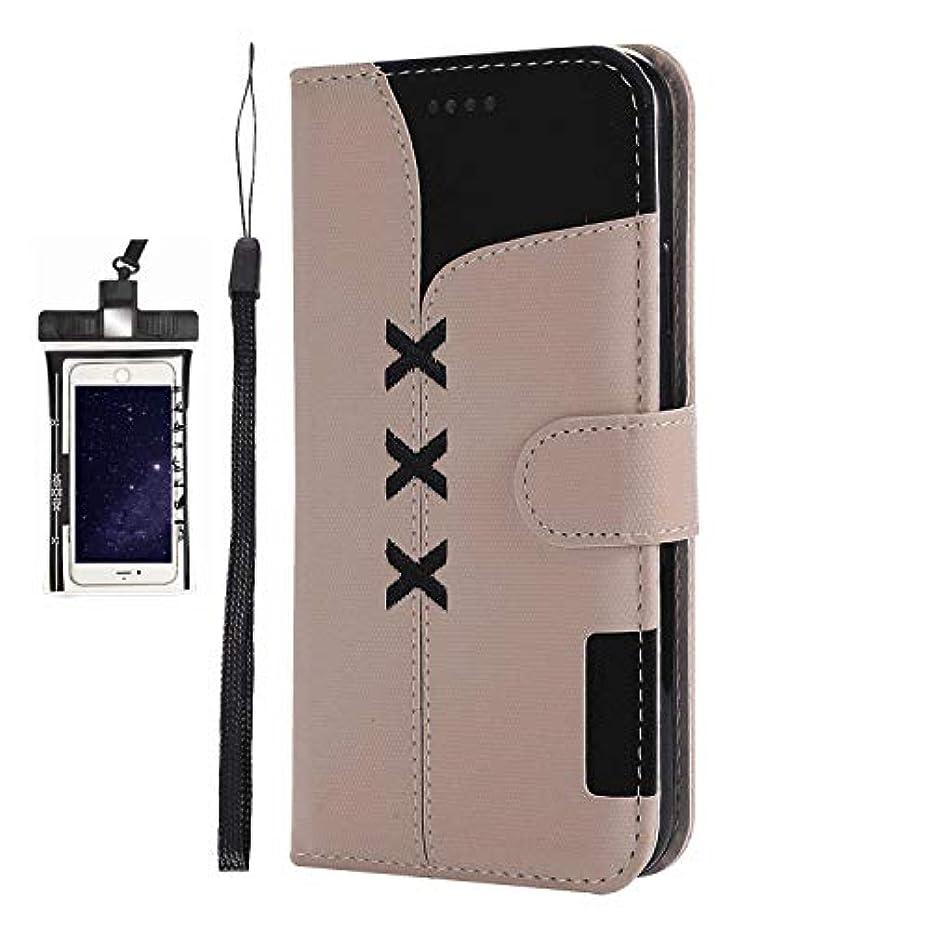 あご若者猟犬耐汚れ 手帳 サムスン ギャラクシー Samsung Galaxy J730 ケース レザー 本革 耐摩擦 ビジネス 携帯カバー 財布 カバー収納 無料付防水ポーチケース